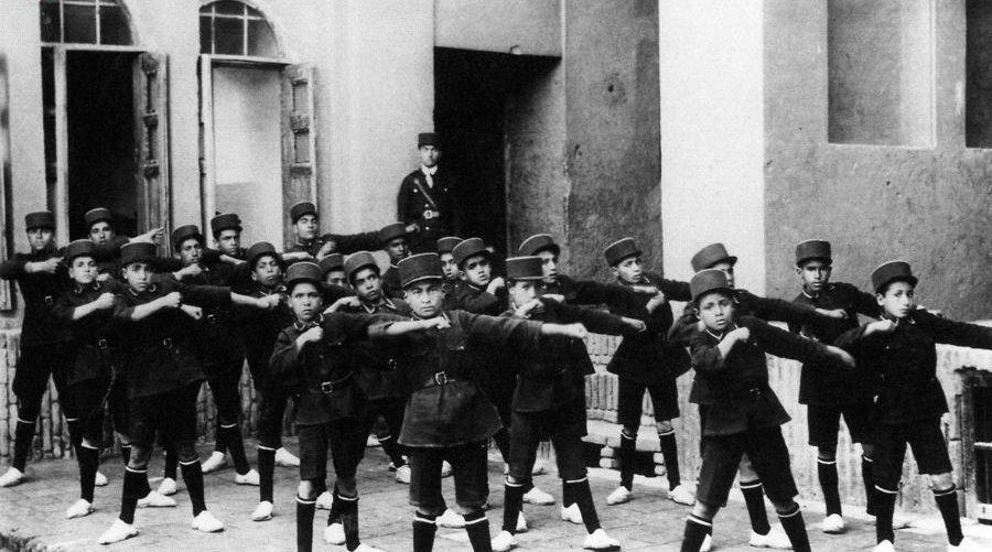 درس ورزش در مدارس ایران از سال ۱۳۰۶ قانون شد
