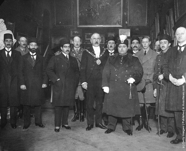 سال 1919 میلادی