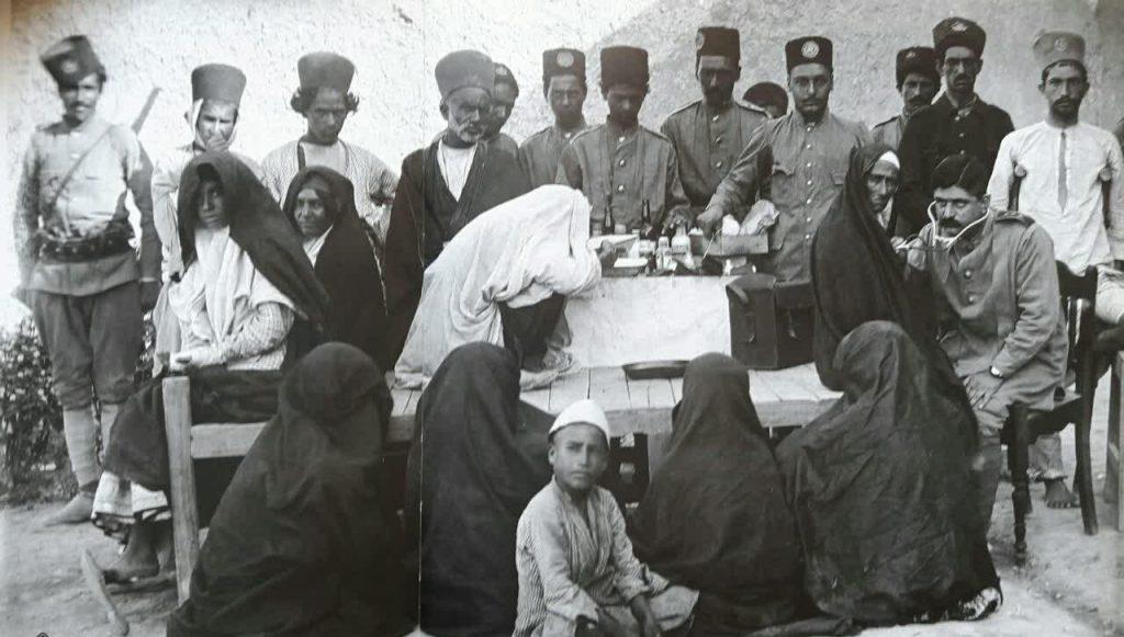 سال ۱۹۱۷ میلادی