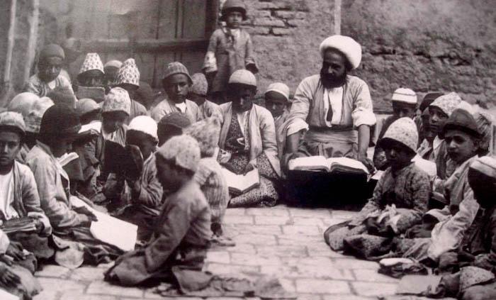 اواخر دوران قاجاریه