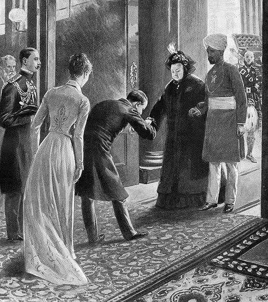 ملکه ویکتوریا و عبدالکریم