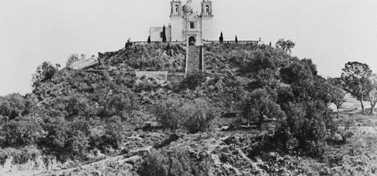 هرم چولولا ،بزرگترین هرم جهان