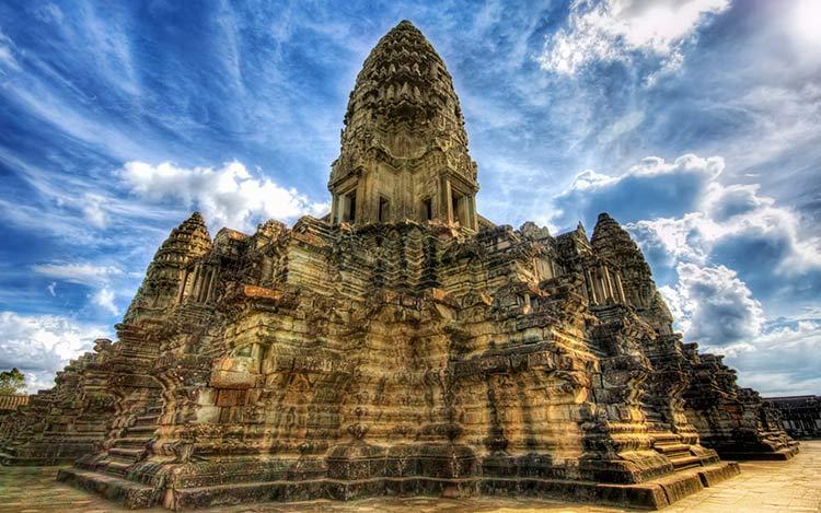 شهر معبد