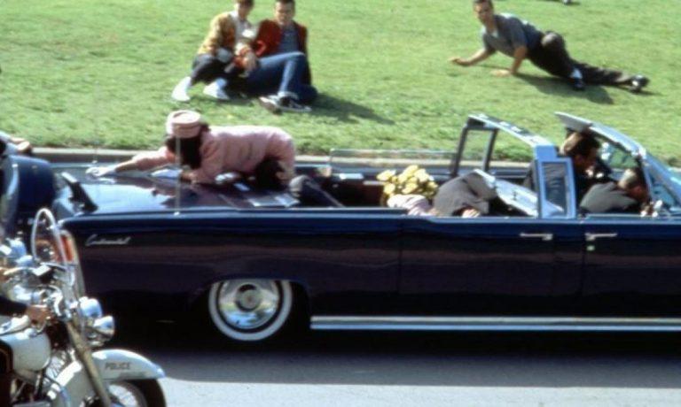 چه کسی جان اف کندی را ترور کرد؟