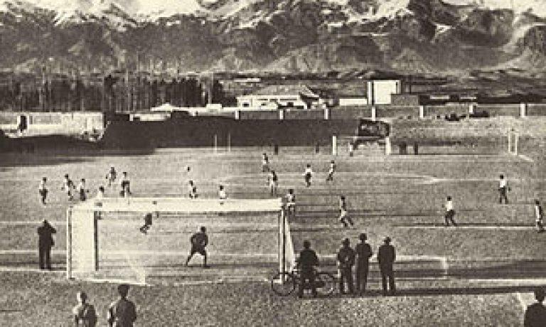 شروع فوتبال در ایران