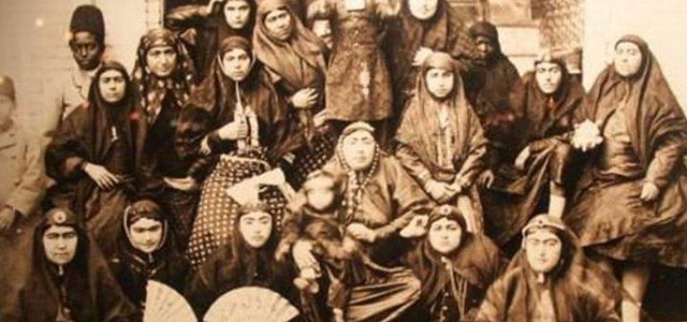 سرنوشت تلخ زنان صیغه ای ناصر الدین شاه
