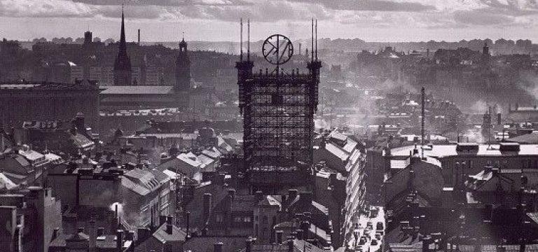 تاریخ برج تلفن استکهلم