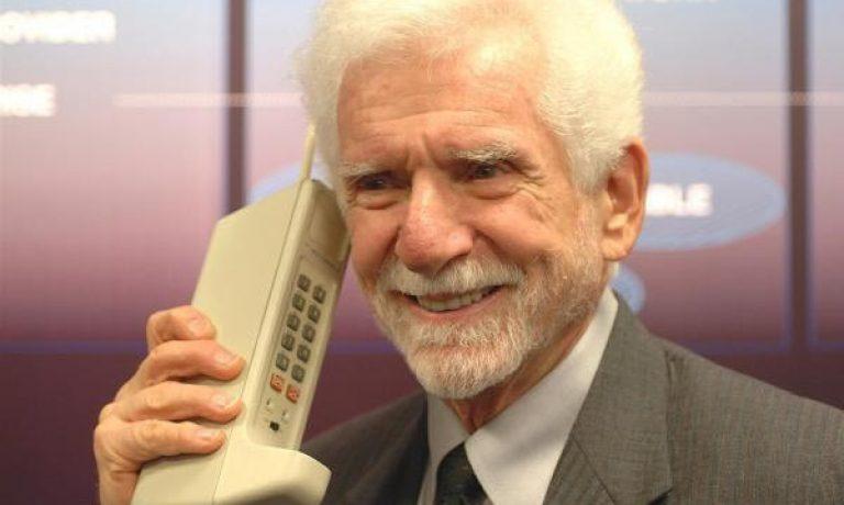 اولین گوشی تلفن همراه جهان