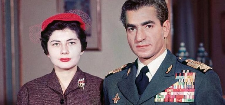 زیبایی دردسرساز ثریا همسر محمدرضا شاه پهلوی