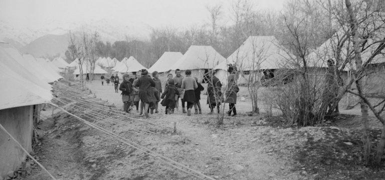 پناهندگان لهستانی در ایران در جنگ جهانی دوم