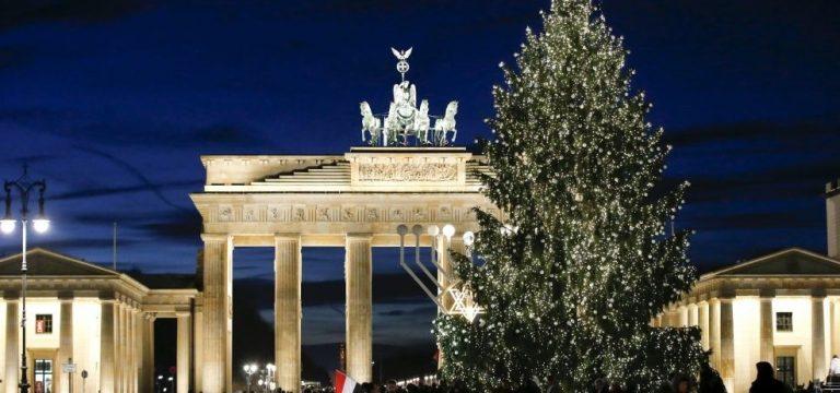 تاریخچه ی درخت کریسمس