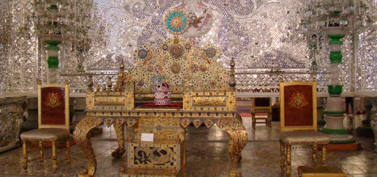 تخت طاووس