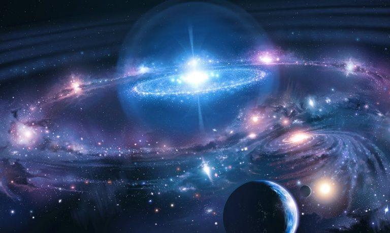 کیهان از چه موادی تشکیل شده است؟