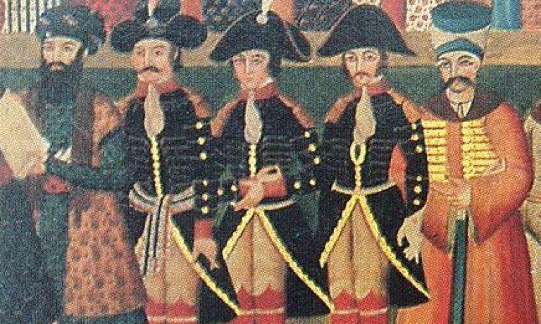 عهدشکنی ناپلئون با فتحعلی شاه قاجار