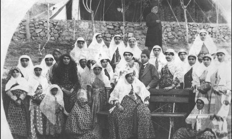 چرا زنان قاجار چاق بودند؟