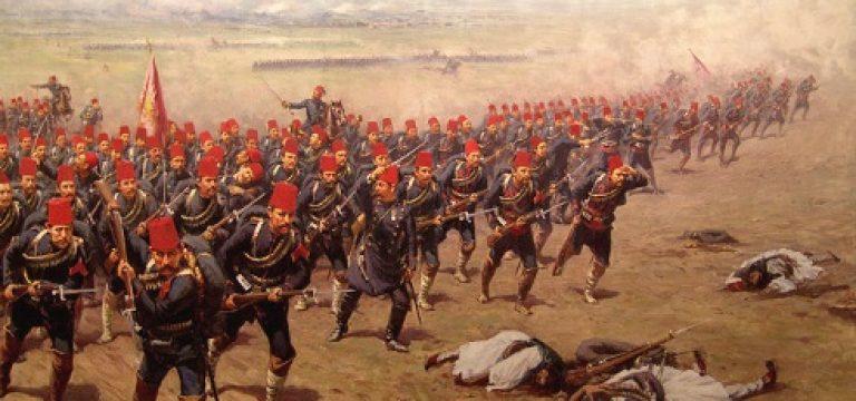 بزرگترين جنگ شمشير با تفنگ در طول تاريخ