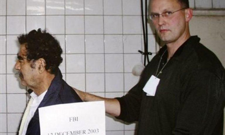 اظهارات زندانبانان آمريكايي صدام حسين درباره او