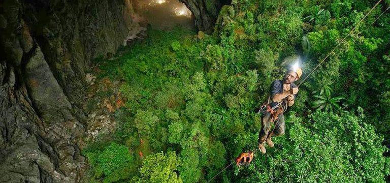 غار بزرگ و اعجاب انگیز سونگ دونگ