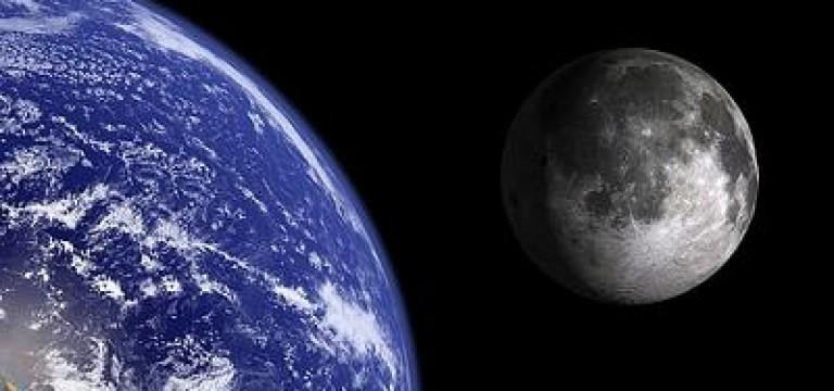 ماه در حال کوچک شدن است