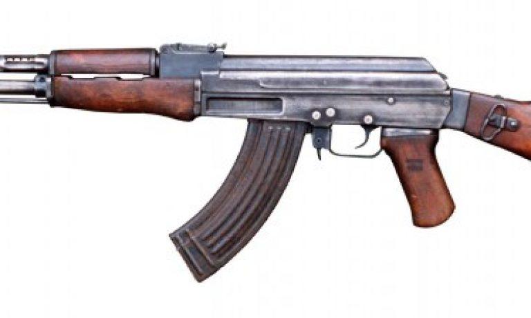 مسلسل هجومی AK-47