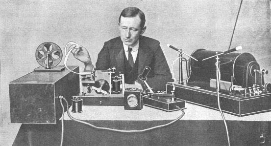 مخترع رادیو