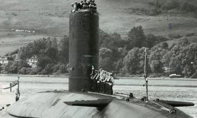 زمانی که بریتانیا یک دستگاه سونار فوق سری را از ناو شوروی دزدید!