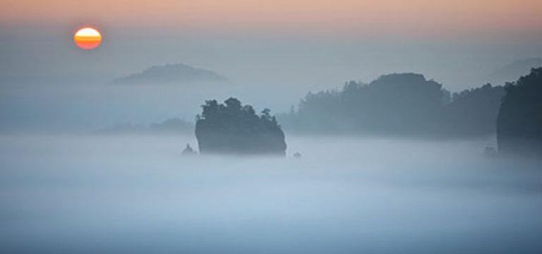 جزیرۀ اسرارآمیز بارسا کلمس، دروازه ای به سوی ابعاد دیگر