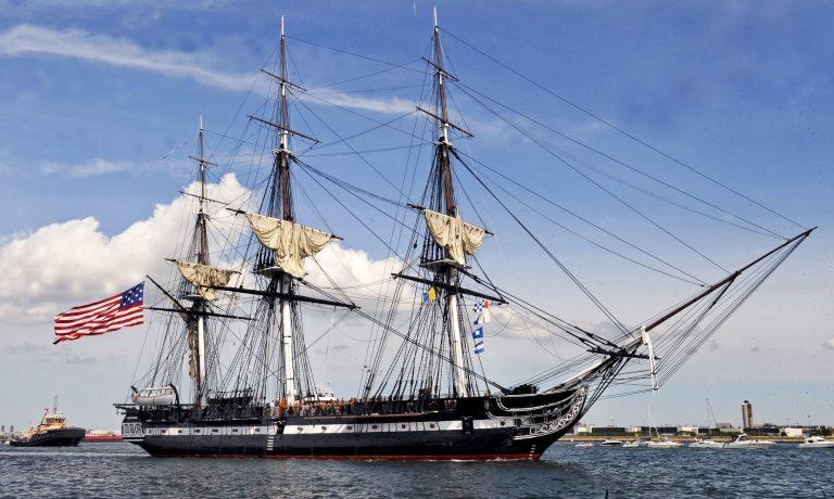 پیرترین کشتی جنگی آمریکا
