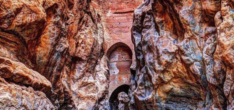 سد تاریخی شاه عباسی در طبس