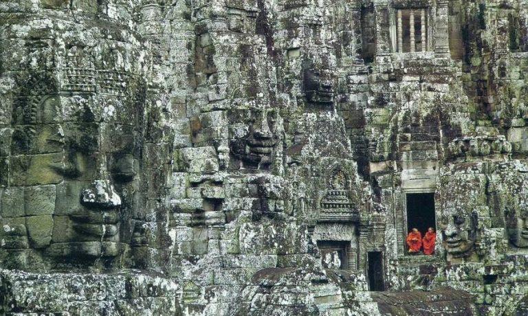 معبد عظیم انگکور کامبوج