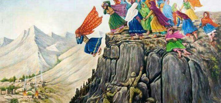 روایتی تلخ از تاریخ افغانستان خودکشی چهل دختر پاک و عفیف