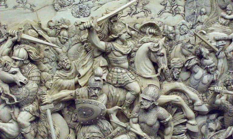 مرگ اسکندر مقدونی