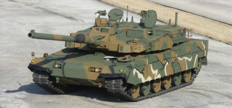 تانک K2 بلک پانتر کره جنوبی