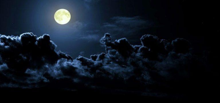 چرا آسمان شب تاریک است ؟