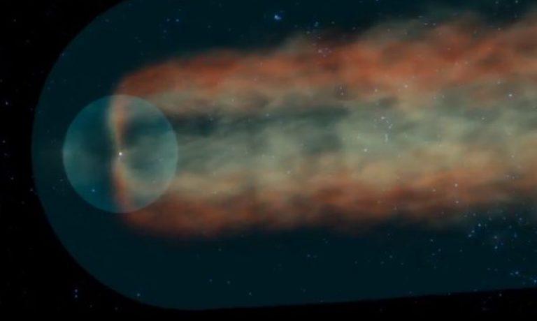 دنباله منظومه شمسی