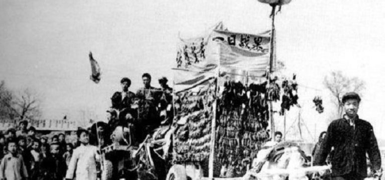 قتل عام انقلابی گنجشکها به دستور مائو!