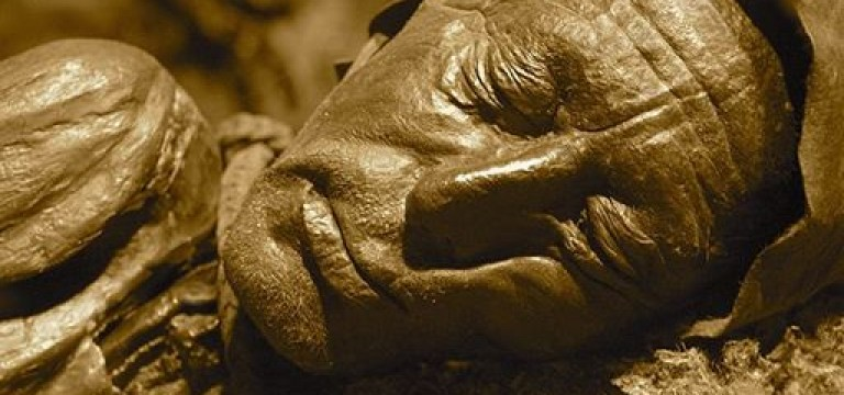 جسدی که دو هزار سال سالم مانده بود
