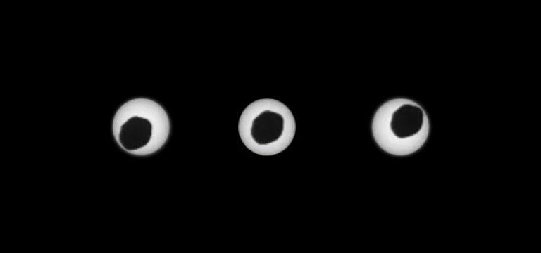 خورشید گرفتگی در سایر سیارات منظومه شمسی
