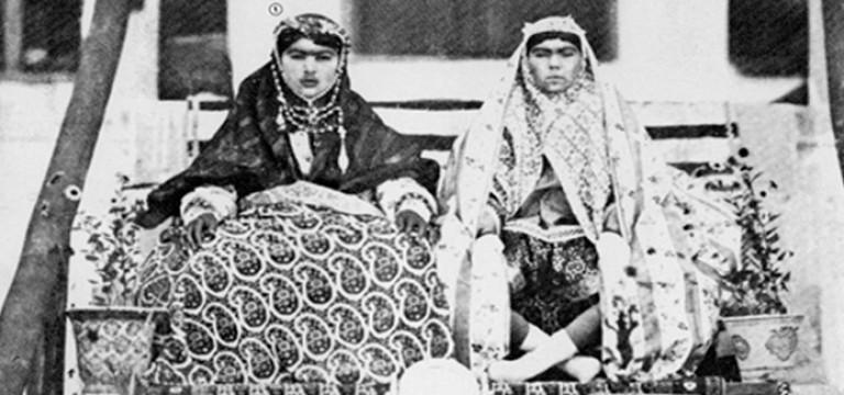 مثلث عشقی ناصرالدینشاه با دو خواهر