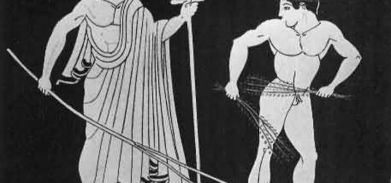 جایزه قهرمانان بازی های المپیک باستان
