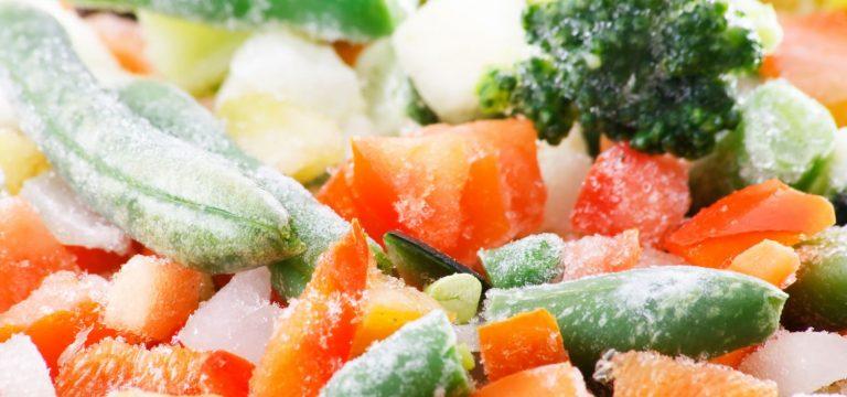چگونه مواد غذایی منجمد ابداع شد؟