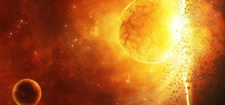 انبساط خورشید و از بین رفتن حیات بر روی زمین