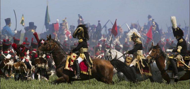آخرین نبرد ناپلئون