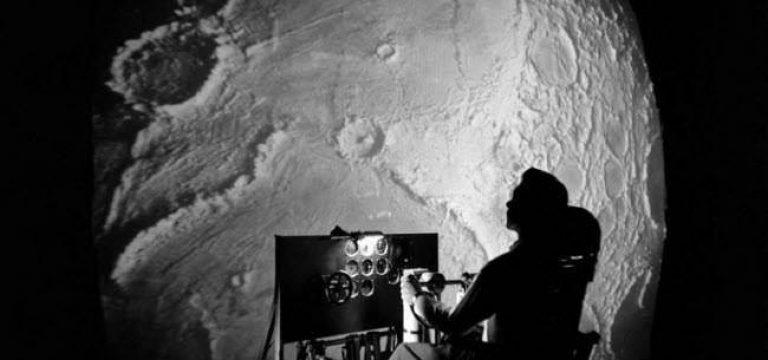 شبیهساز پرواز ناسا که ۵۰ سال پیش برای تمرین فرود بر ماه ساخته شد