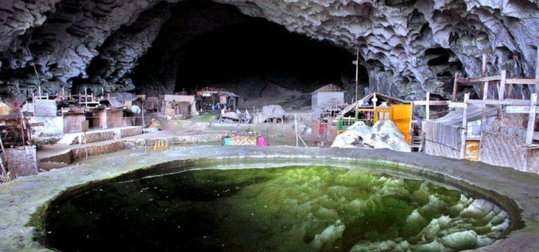آخرین طایفه غارنشین آسیا