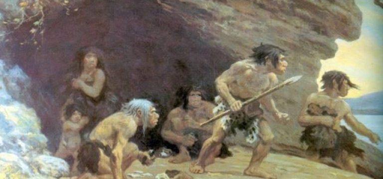 وقایع عصر حجر در ایران