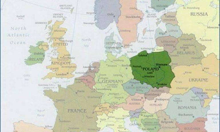 لهستان، کشوری بدشانس در همسایگی!