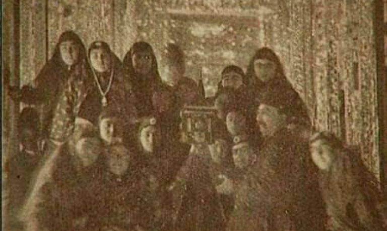 سرگرميهاي زنان حرمسراي شاهي