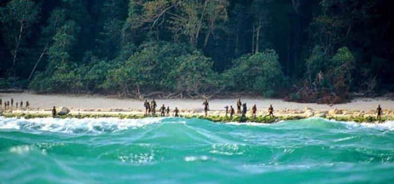 جزیره سنتینل باغ وحش انسانها